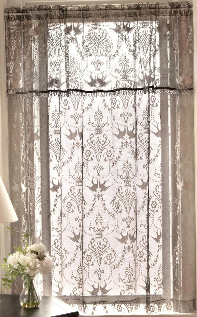 Lace Curtain Irish Catholic | Home Design Ideas
