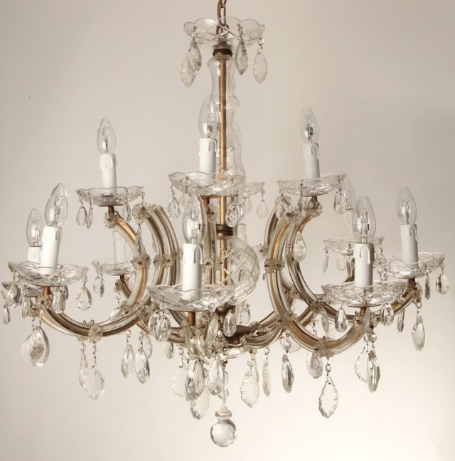 Large Crystal Chandeliers Uk