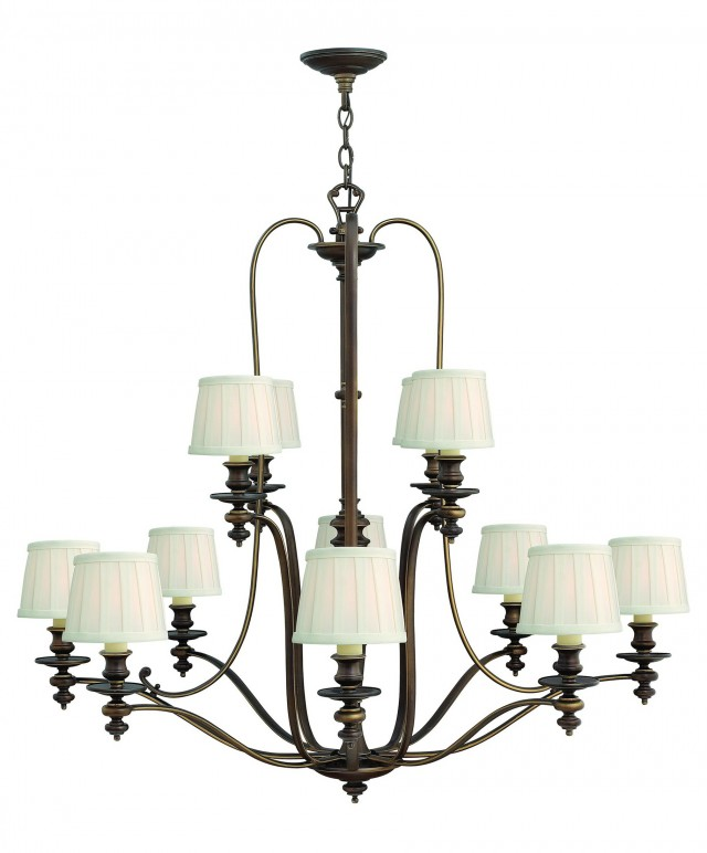 Large Foyer Chandelier Lighting