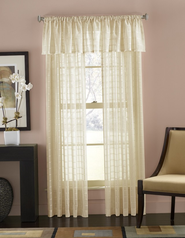 Linen Curtain Panels 96 Inch