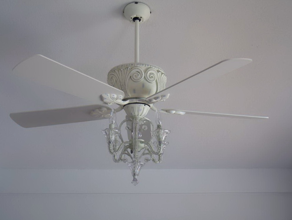 Little girl chandelier ceiling fan home design ideas - Girl ceiling fans with chandelier ...