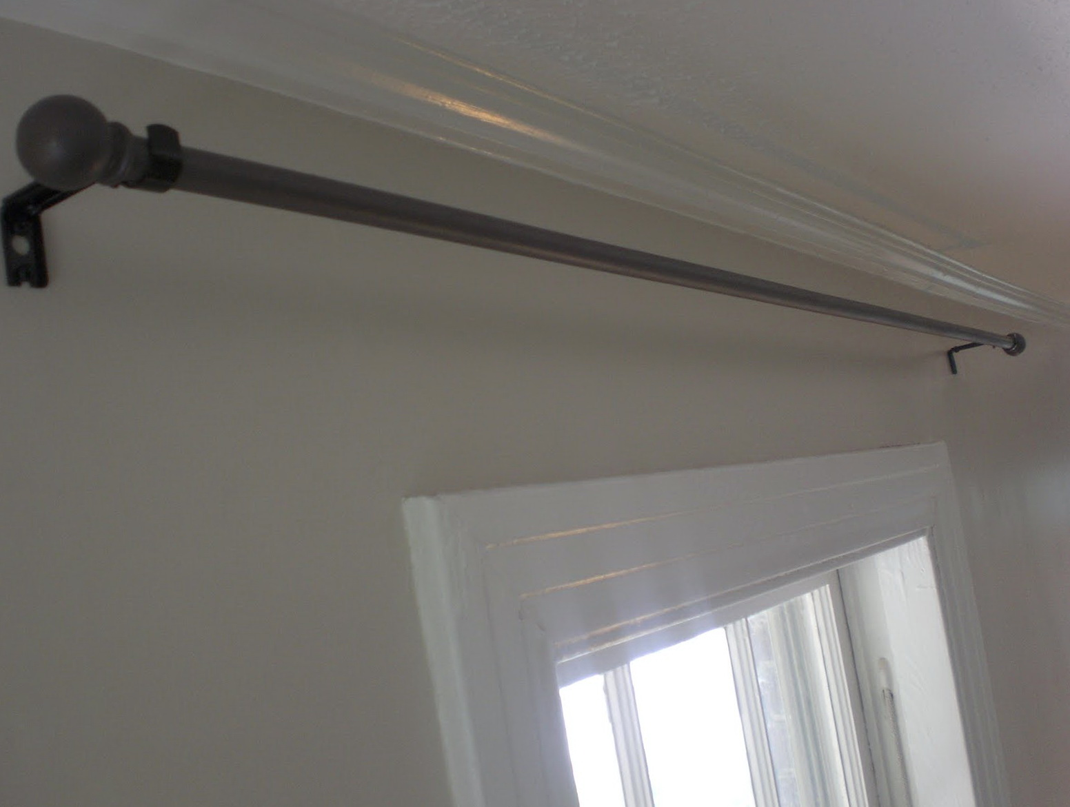 Long Curtain Rods Target Home Design Ideas