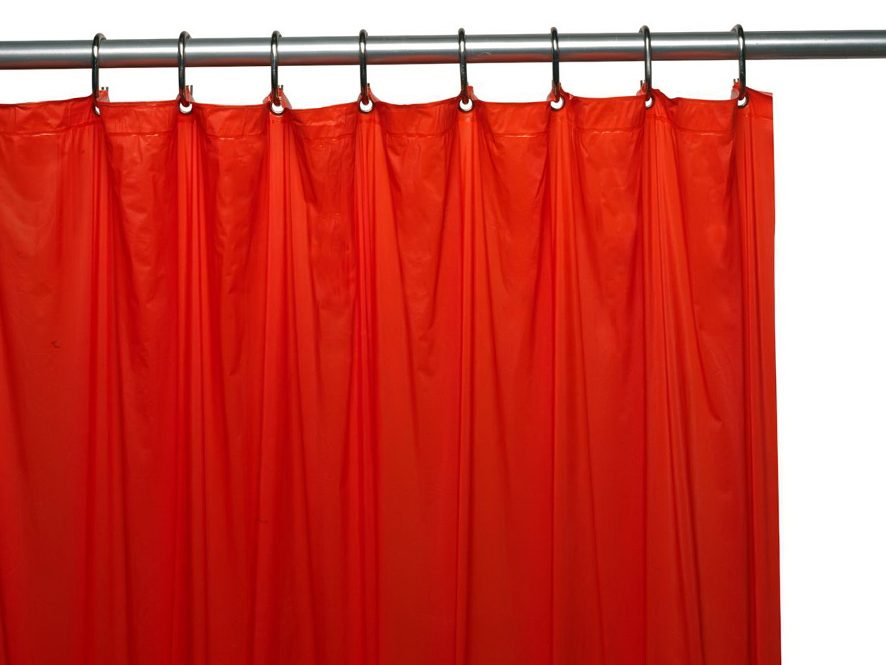 Long Shower Curtains And Liners Home Design Ideas