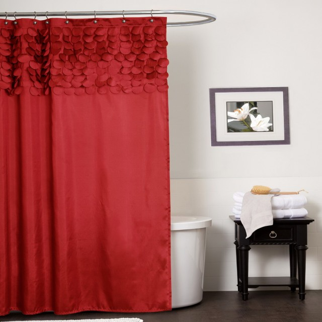 Long Shower Curtains Uk