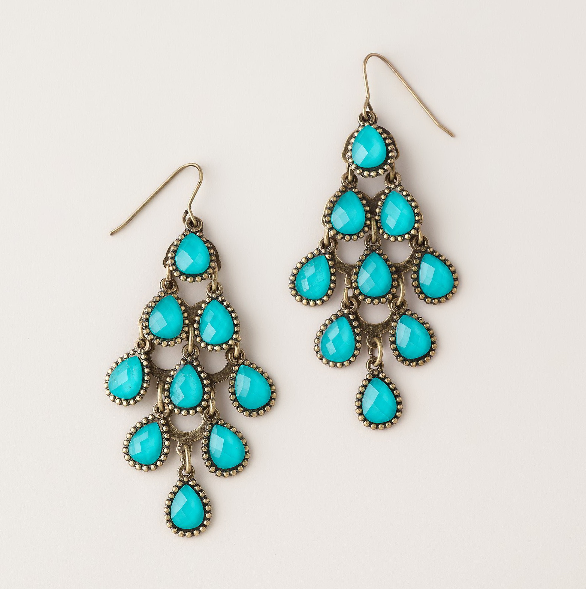 Make your own chandelier earrings home design ideas for Build your own chandelier