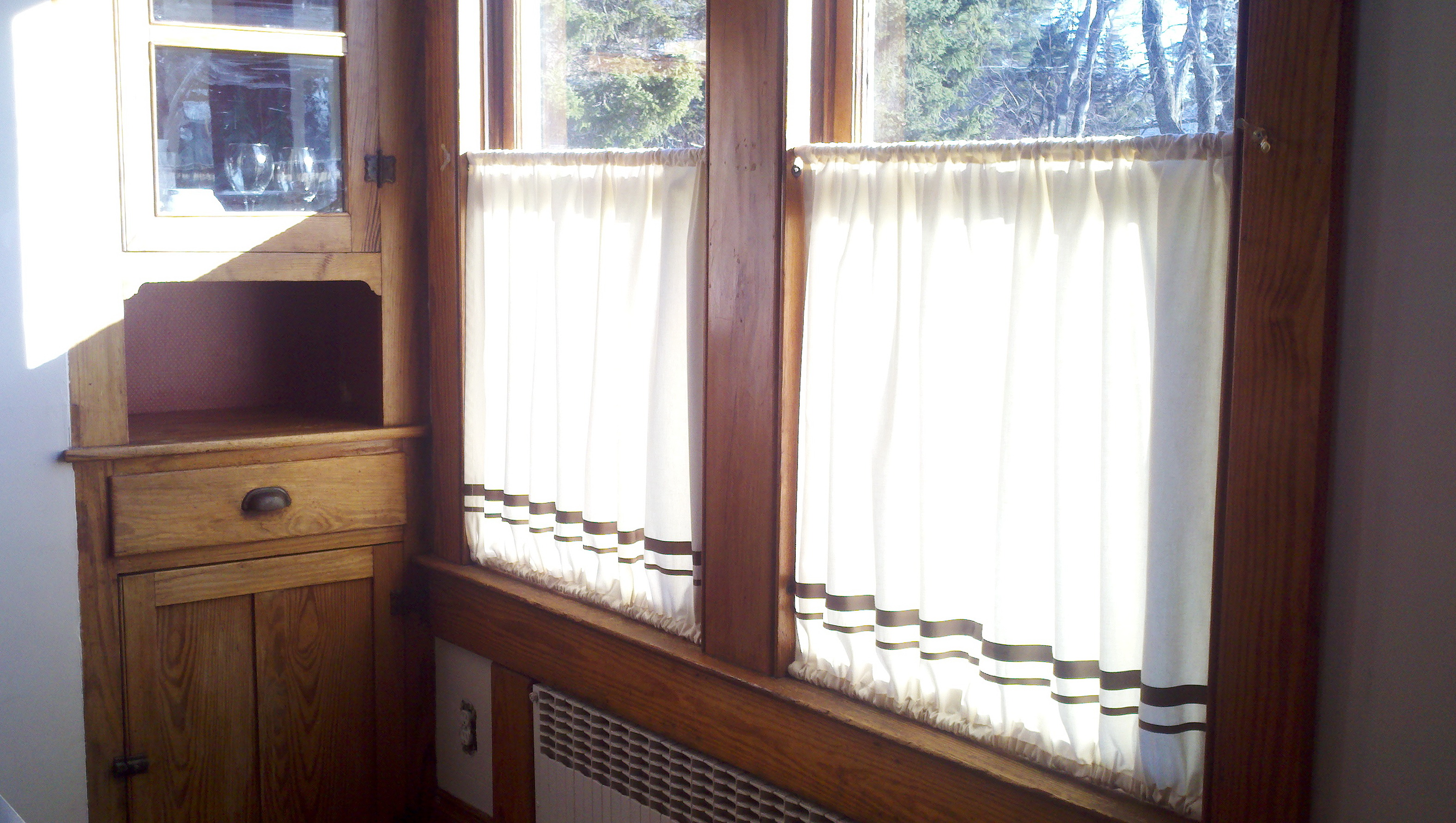 Martha Stewart Cafe Curtains