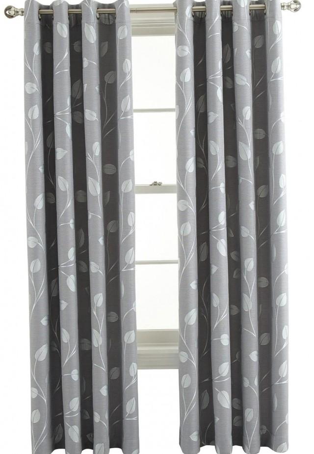 Martha Stewart Hampton Leaf Curtains