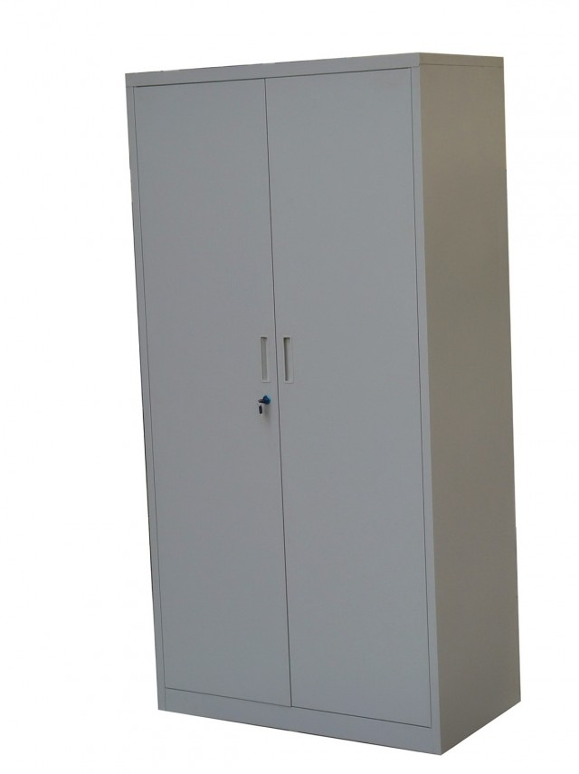 Metal Wardrobe Closet Cabinet