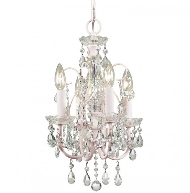 Mini Chandelier For Girls Room