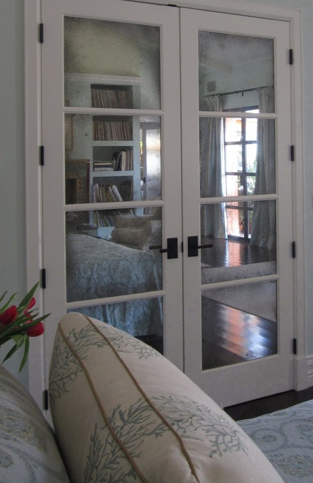 Mirrored French Closet Doors Home Depot