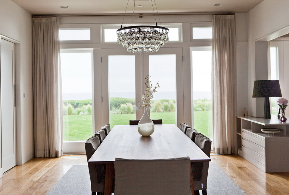 Modern Crystal Chandeliers For Dining Room