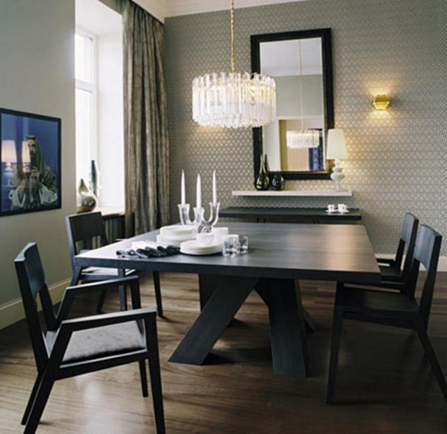 Exceptionnel Modern Crystal Dining Room Chandeliers