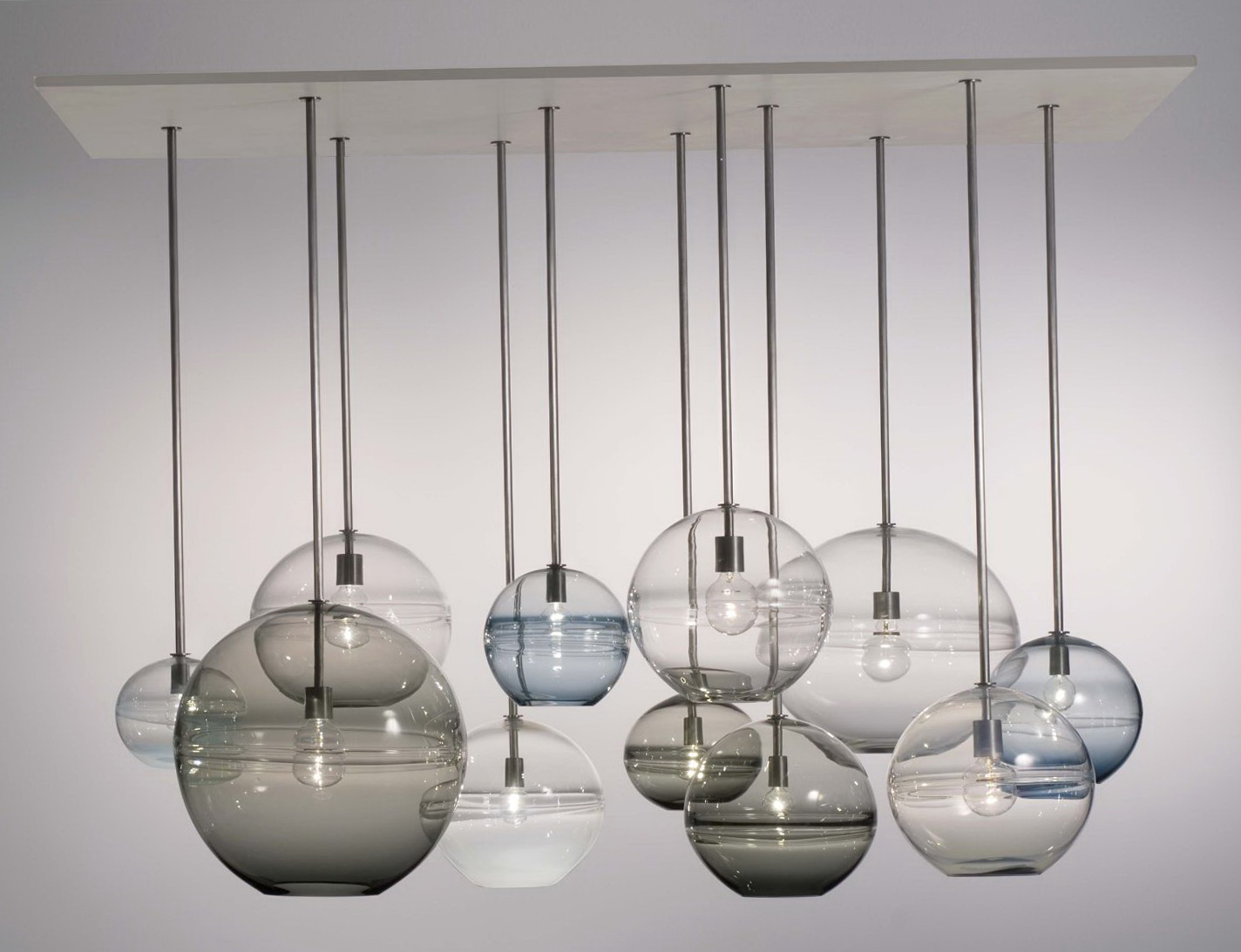 Modern Glass Globe Chandelier Home Design Ideas