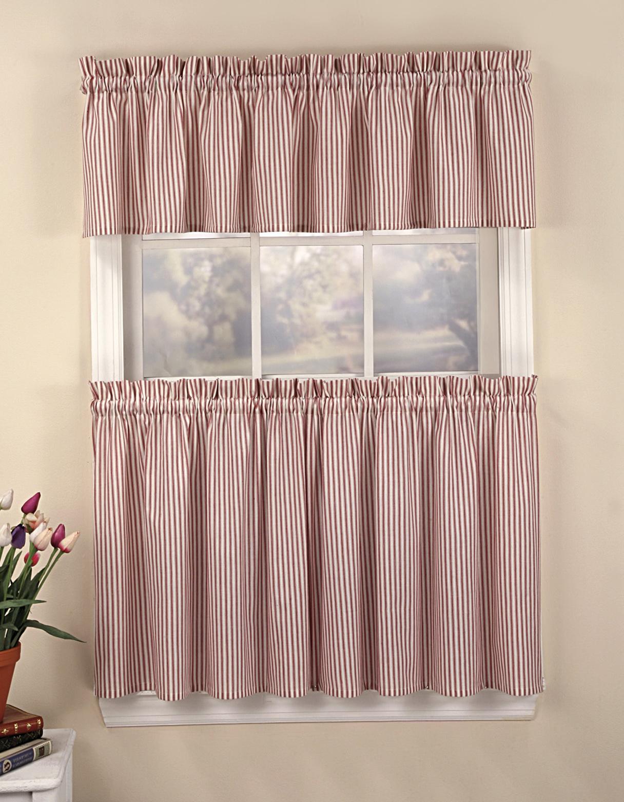 Modern Kitchen Curtains Styles
