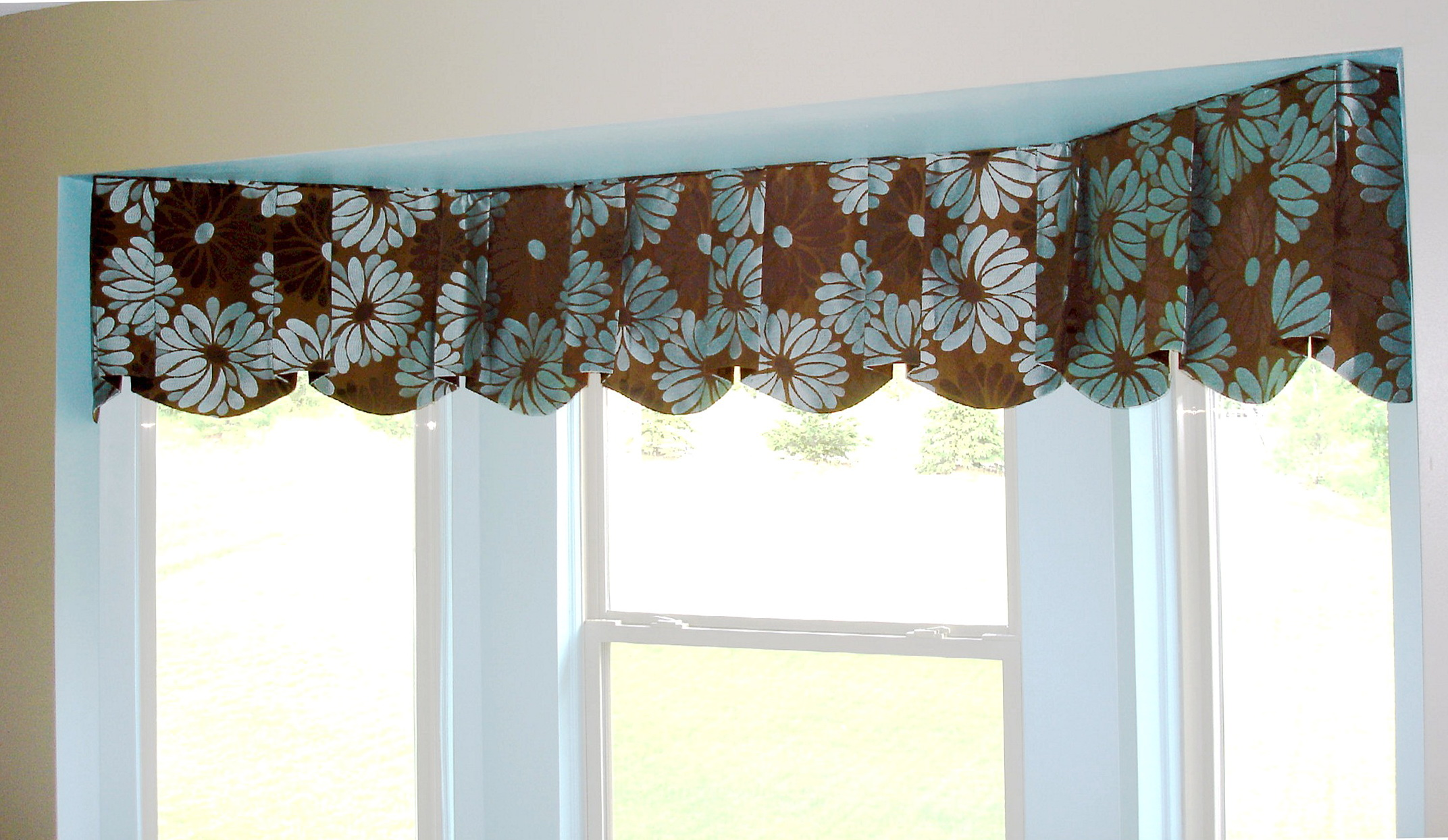 Modern kitchen curtains valances home design ideas - Modern valances for kitchen ...