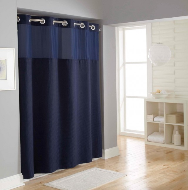 Navy Blue Curtains Target