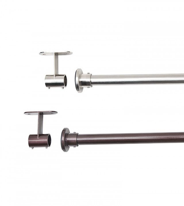 Outdoor Curtain Rods Tension