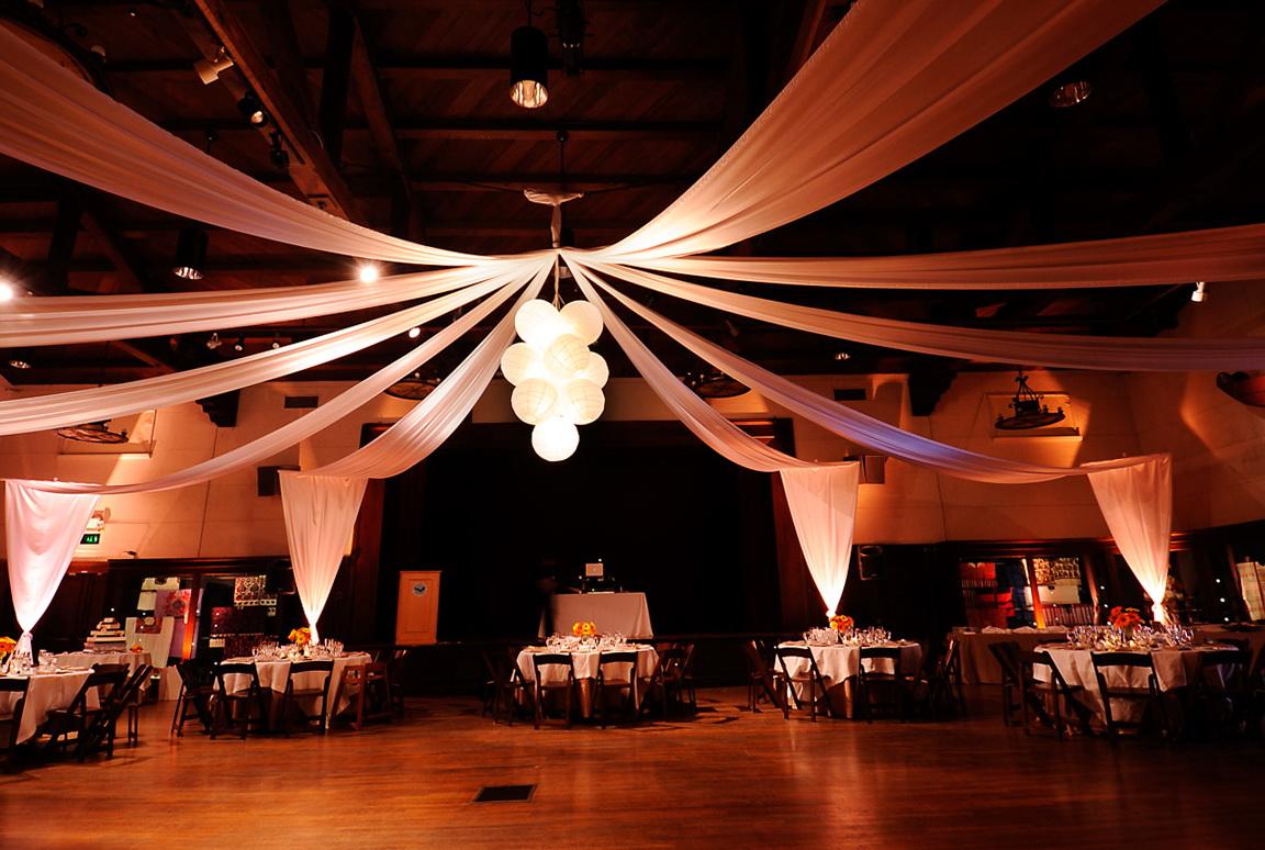 Paper lantern chandelier wedding home design ideas - Paper lantern chandelier ...