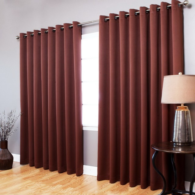 Patio Door Curtains Or Blinds