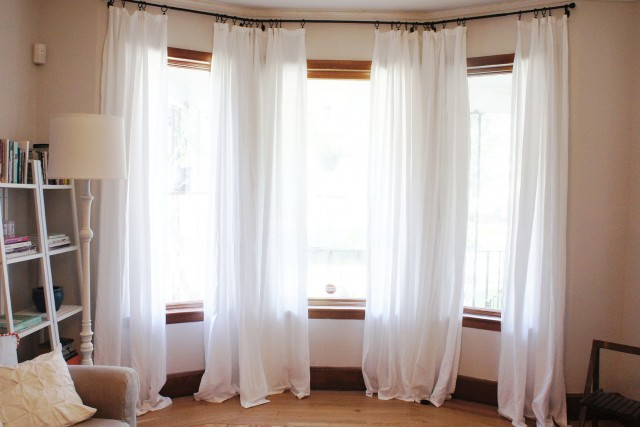 Pinch Pleat Curtains Diy