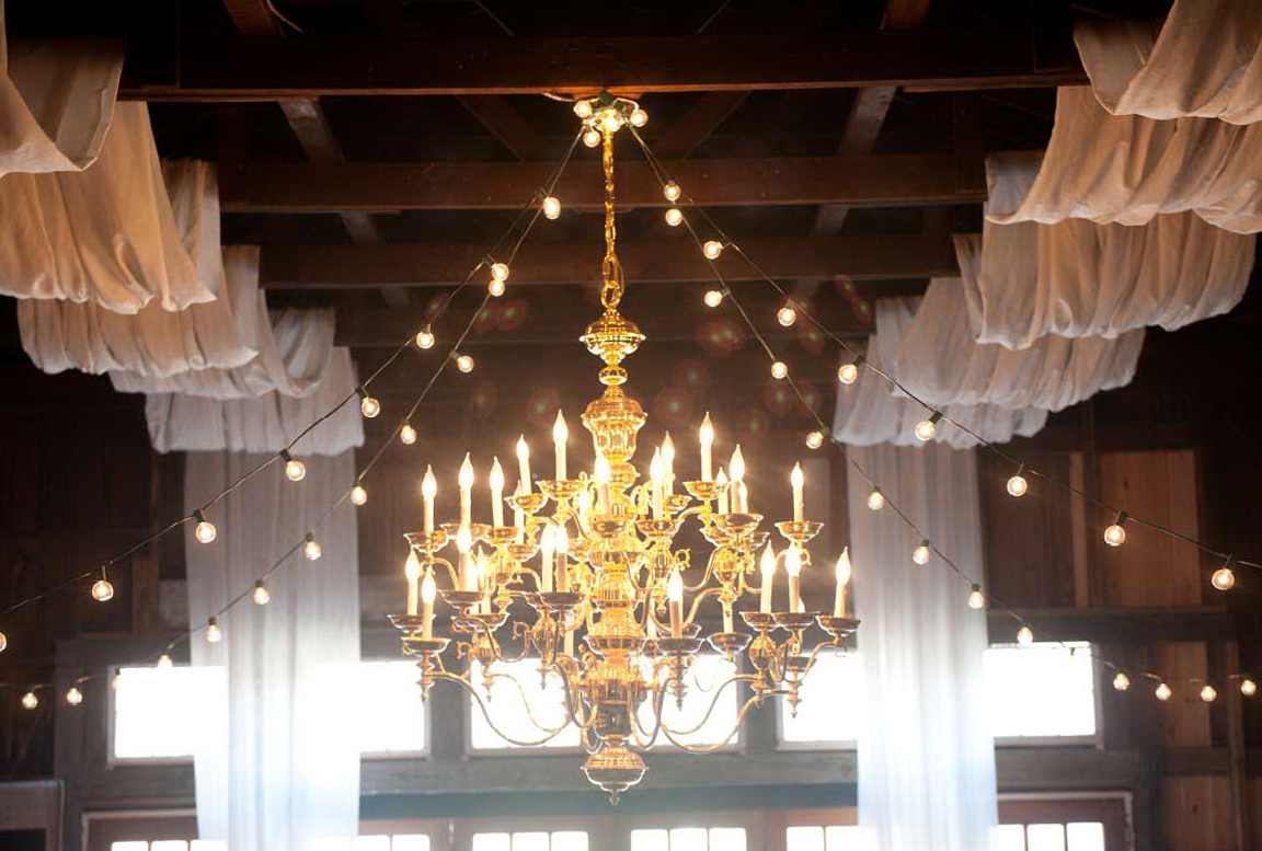 Pottery Barn Crystal Chandeliers