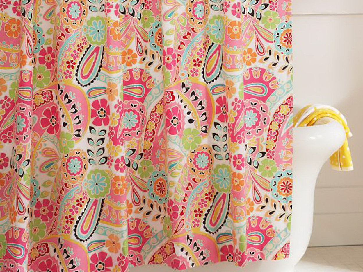 Pottery Barn Shower Curtains Discontinued