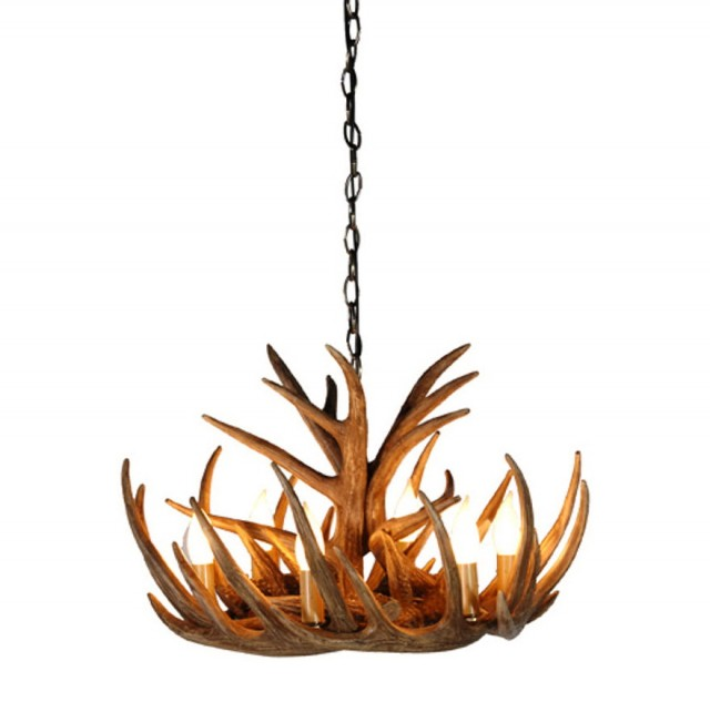 Real Antler Chandelier Uk