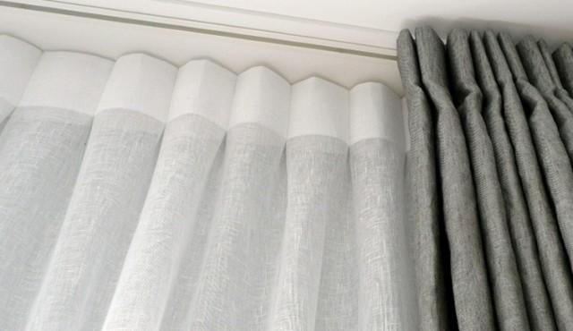 Recessed Ceiling Curtain Track