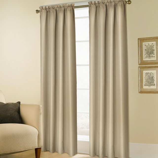 Wide Pocket Curtain Rod Brackets Home Design Ideas