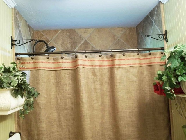 Rustic Country Shower Curtains