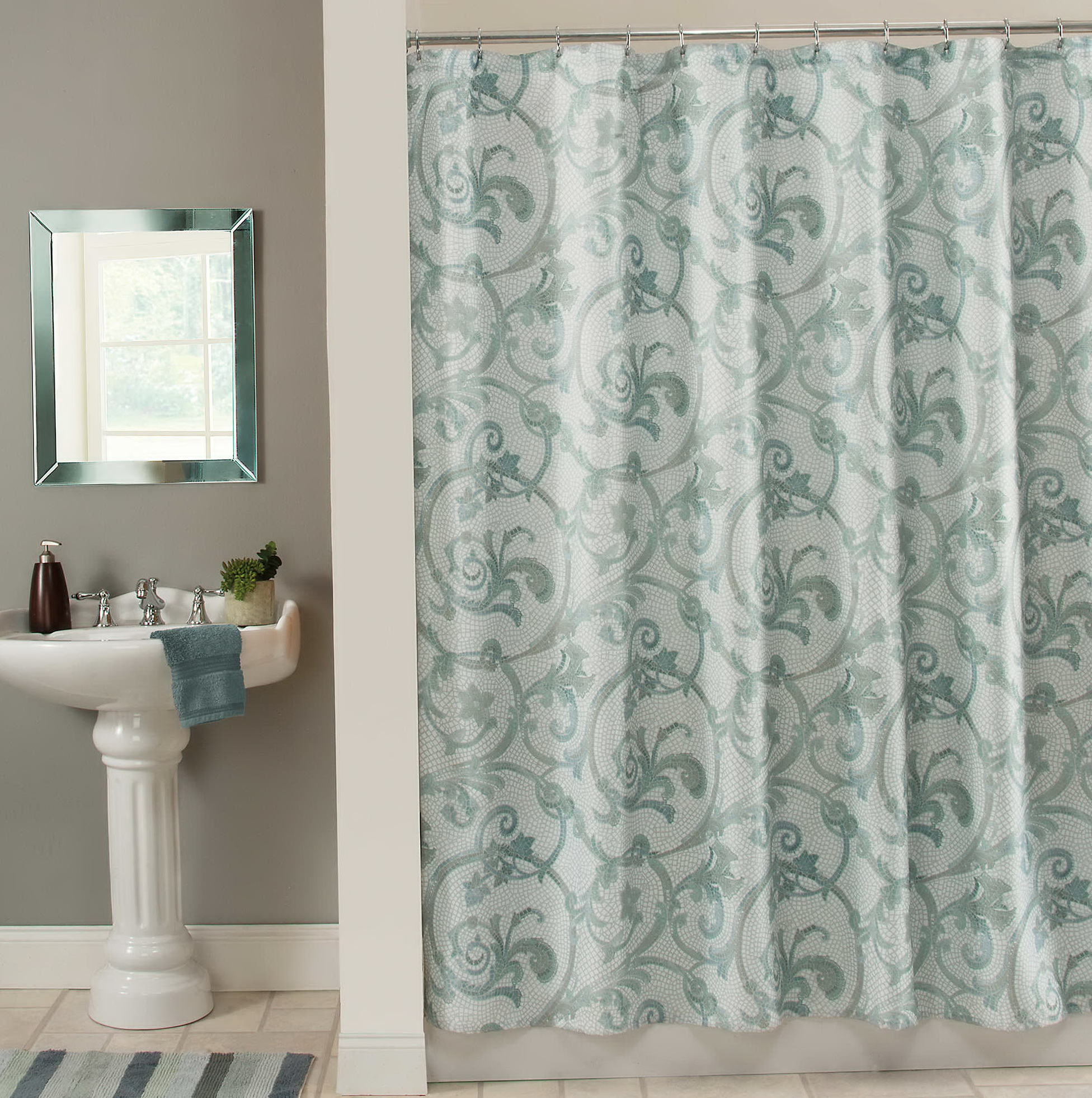 Rustic Shower Curtains Canada