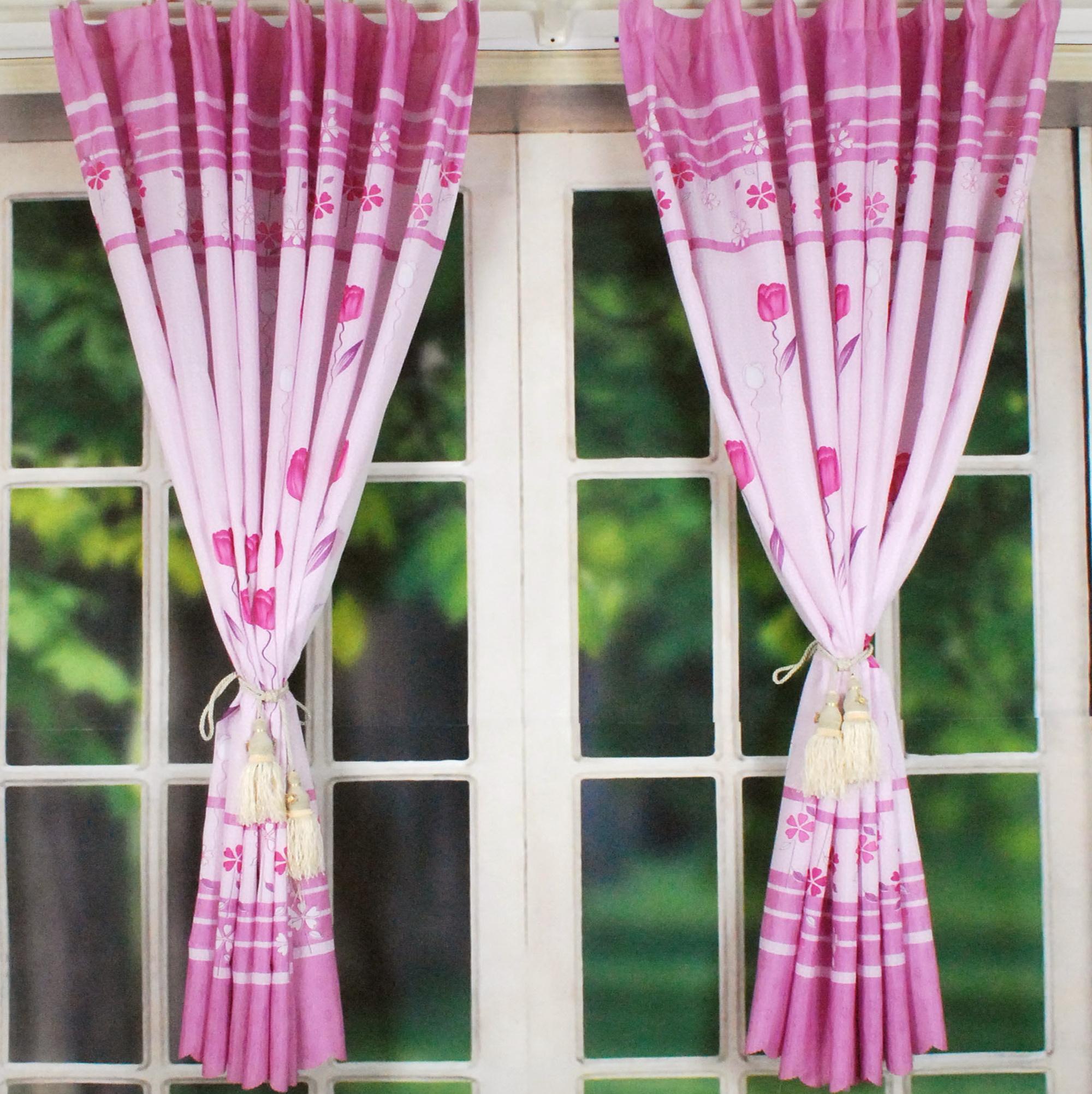Short Wide Window Curtains