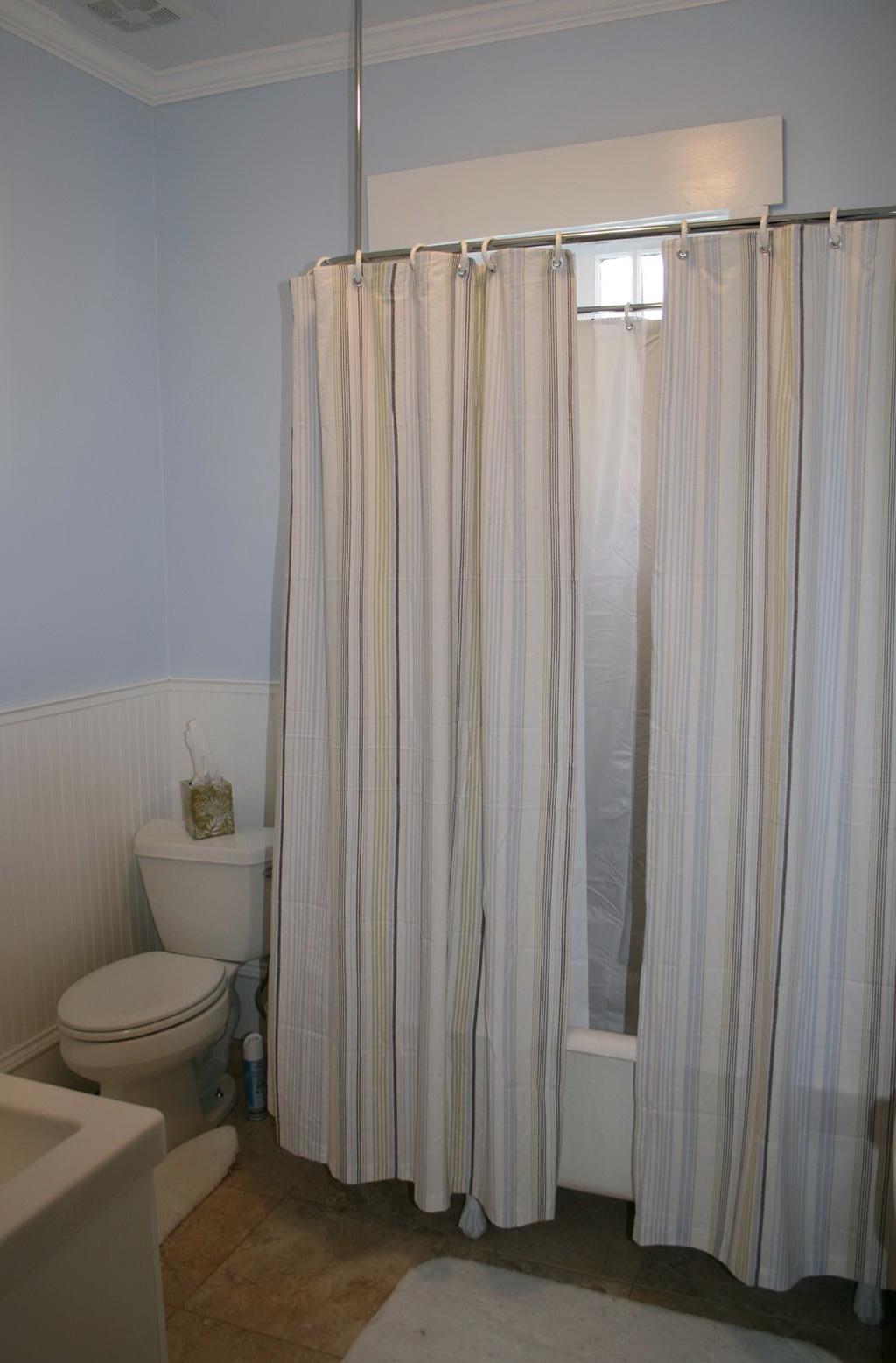 Shower Curtain Ideas For Clawfoot Tub