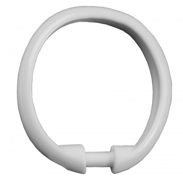 Shower Curtain Rings Plastic