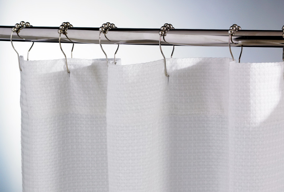 Shower Curtain Rod Ideas