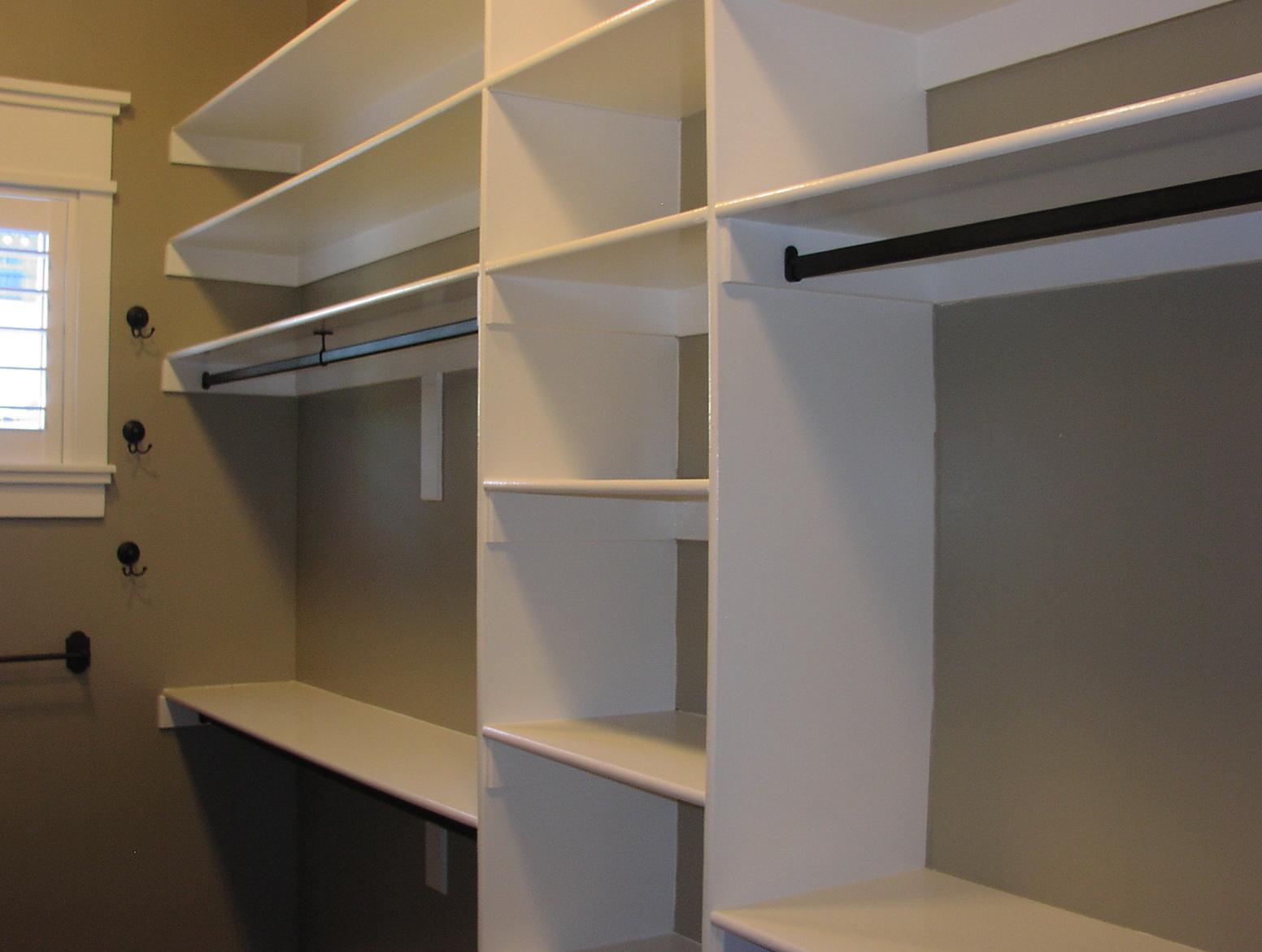 Small Built In Closet Ideas Home Design Ideas