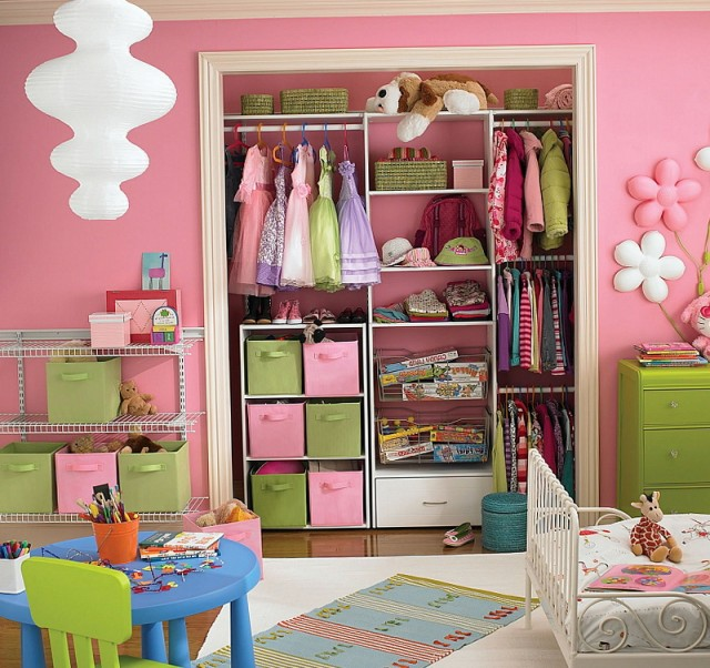Small Closet Organizing Ideas