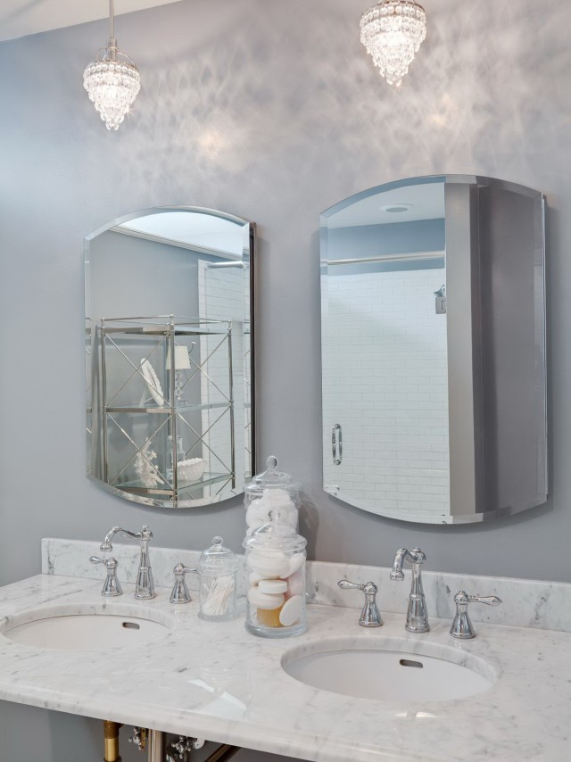 Small Crystal Chandeliers For Bathrooms