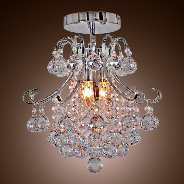 Small Crystal Chandeliers Uk