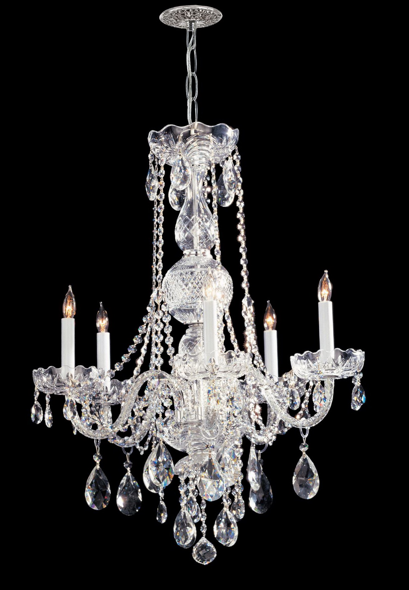 Swarovski Crystal Lighting Democraciaejustica - Chandelier swarovski crystals wholesale