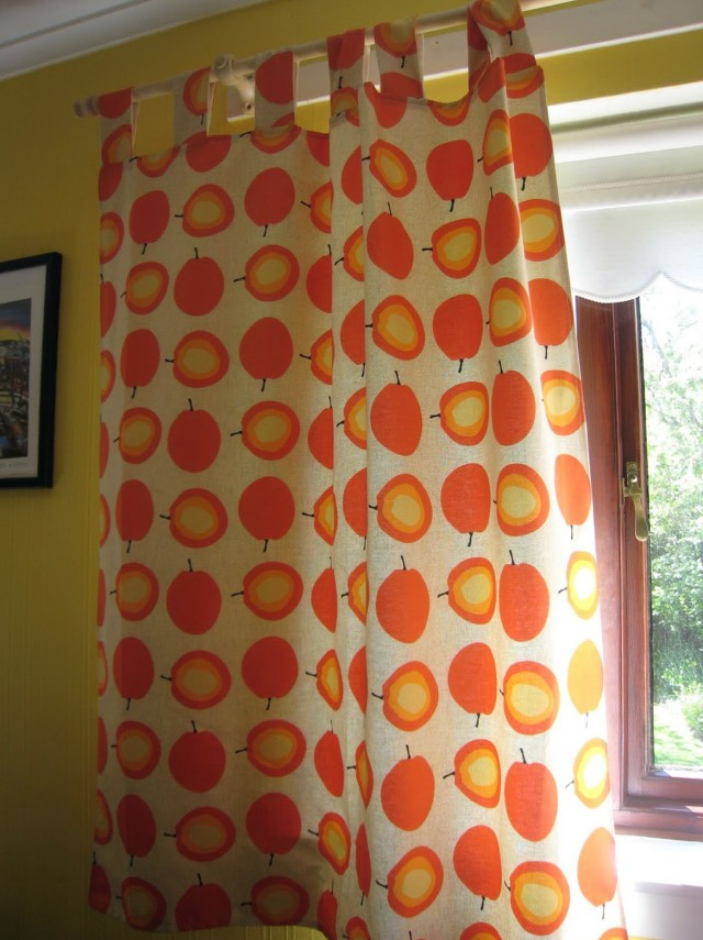 Tab Top Curtains How To Make