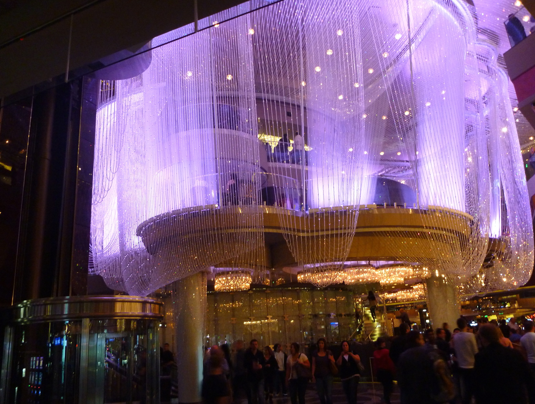 The Chandelier Las Vegas Nv