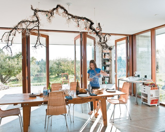 Tree Branch Chandelier Contemporary