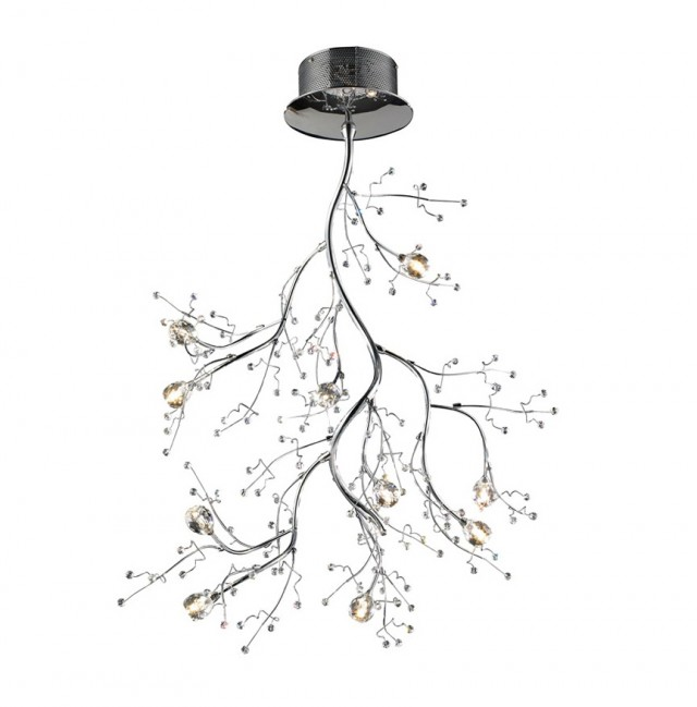 Tree Branch Chandelier Lighting