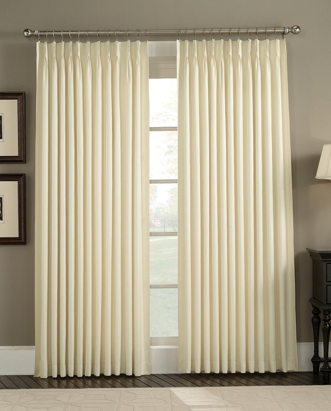 types of curtains for living room home design ideas