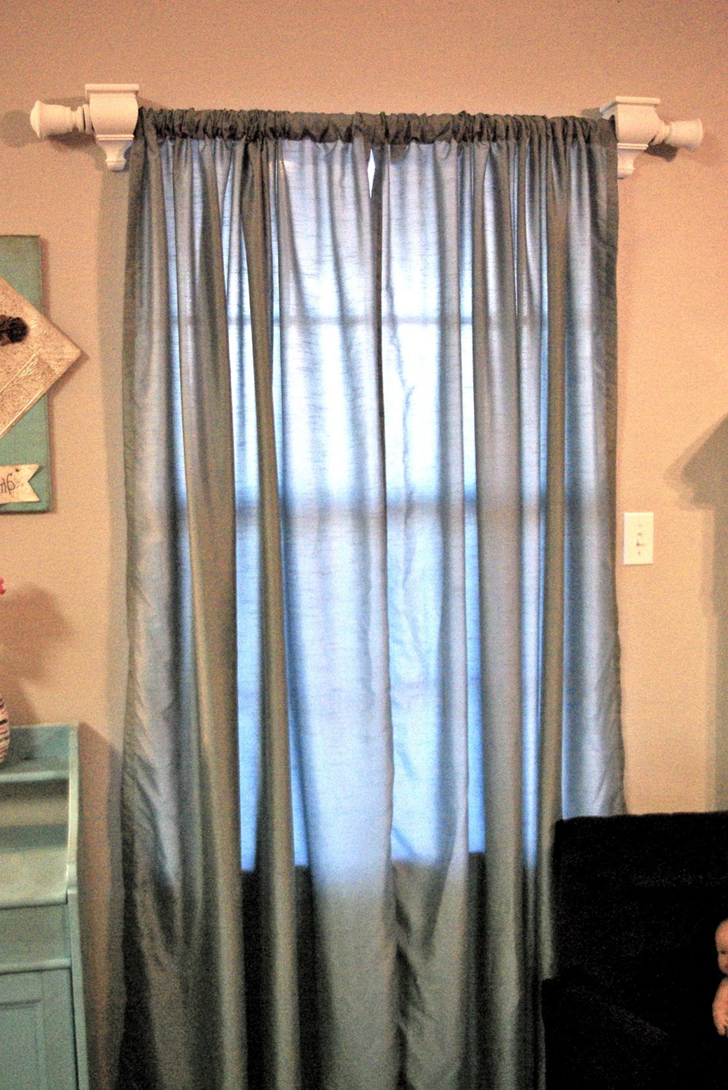 Types Of Curtains Rods Home Design Ideas