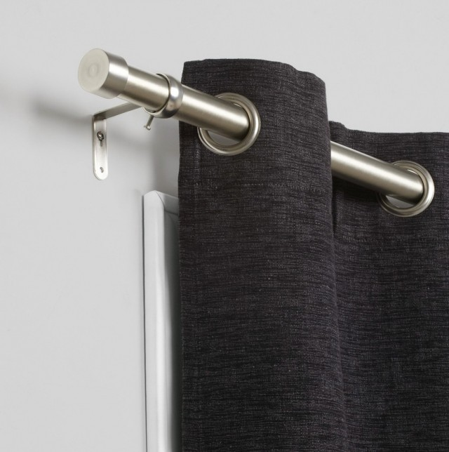 Umbra Swing Arm Curtain Rod Home Design Ideas