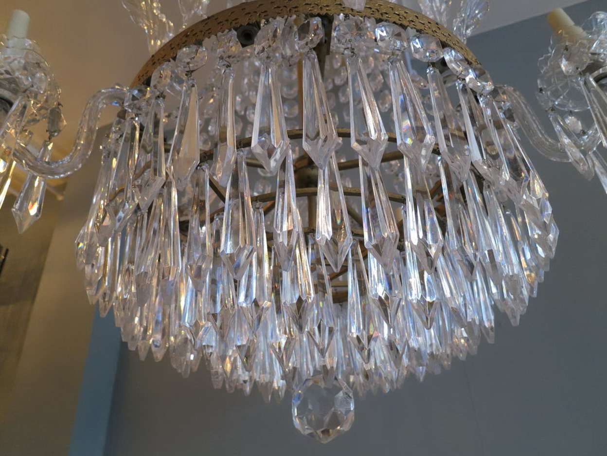 Waterford Crystal Chandelier Collection