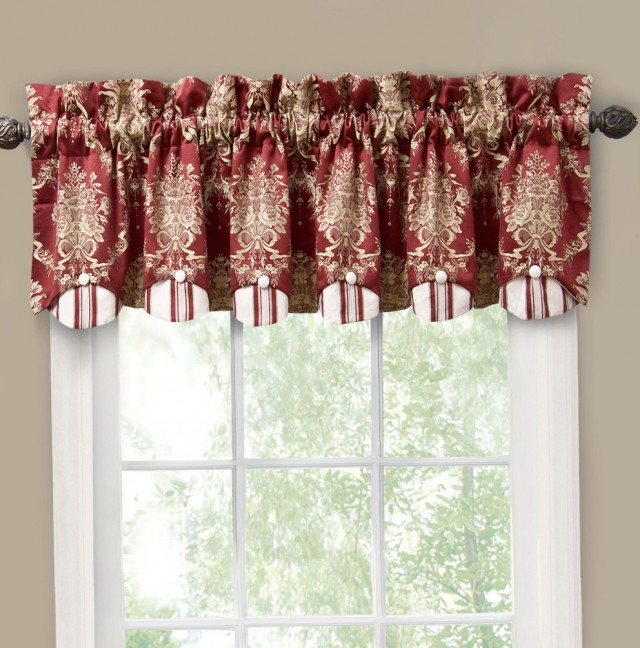 Waverly Kitchen Curtains And Valances