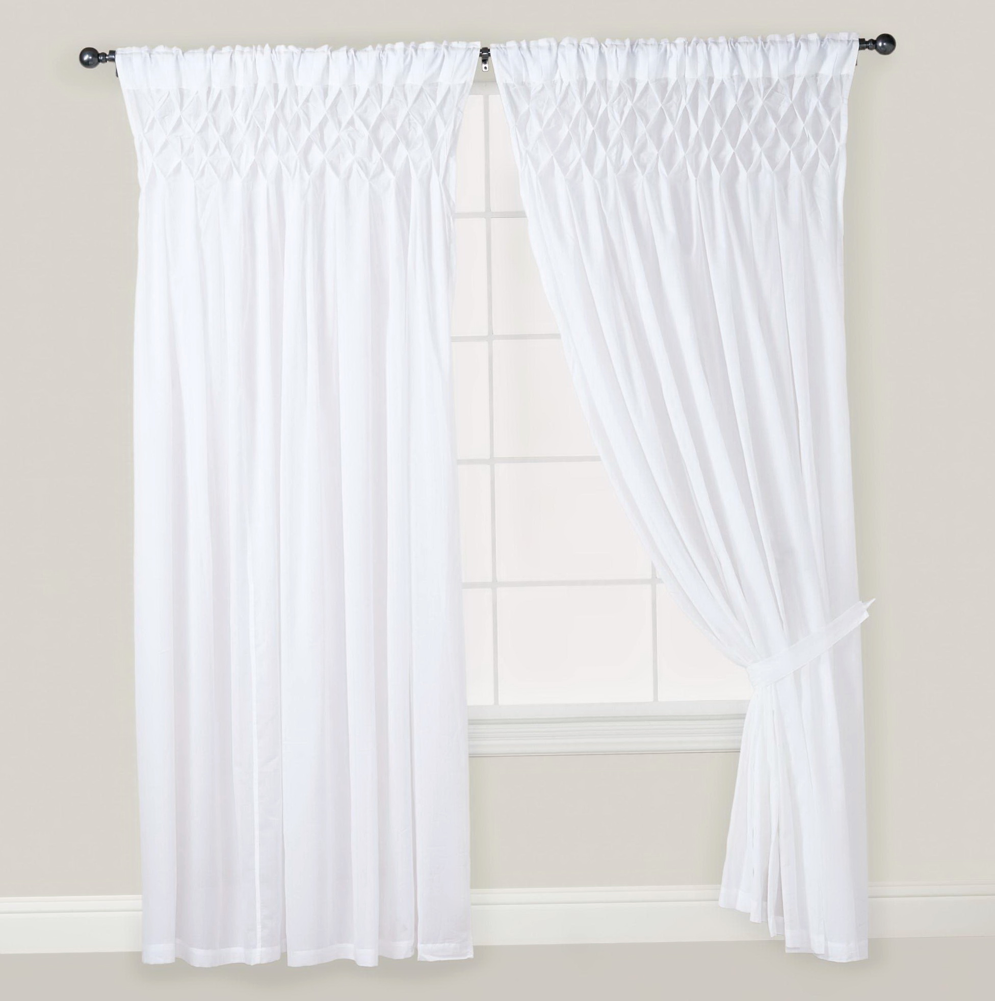 White Linen Curtains 108 Home Design Ideas